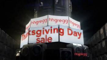 h.h. gregg Thanksgiving Sale TV Spot, 'The Biggest Sale Ever' - Thumbnail 2