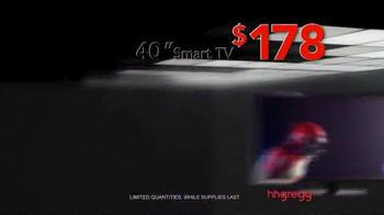 h.h. gregg Thanksgiving Sale TV Spot, 'The Biggest Sale Ever' - Thumbnail 6