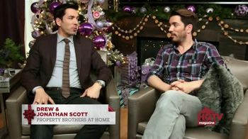 HGTV Magazine TV Spot, 'Get Covered This Holiday Season' - 83 commercial airings