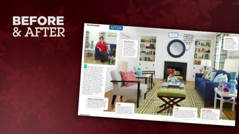 HGTV Magazine TV Spot, 'Get Covered This Holiday Season' - Thumbnail 4