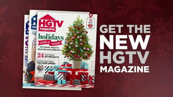 HGTV Magazine TV Spot, 'Get Covered This Holiday Season' - Thumbnail 6