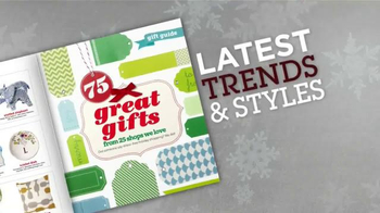 HGTV Magazine TV Spot, 'Get Covered This Holiday Season' - Thumbnail 7