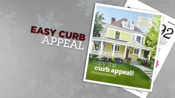 HGTV Magazine TV Spot, 'Get Covered This Holiday Season' - Thumbnail 8