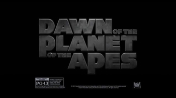 XFINITY On Demand TV Spot, 'Dawn of the Planet of the Apes' - Thumbnail 8