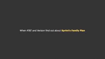 Sprint Family Plan TV Spot, 'Best Family Plan Ever' Song by Usher - Thumbnail 2
