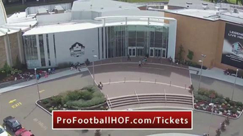 Pro Football Hall of Fame Class of 2015 TV Spot, 'The Greatest Hall' - Thumbnail 10