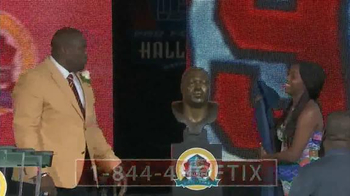 Pro Football Hall of Fame Class of 2015 TV Spot, 'The Greatest Hall' - Thumbnail 4