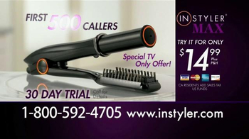 Instyler MAX TV Spot, 'Perfect Holiday Gift' - Thumbnail 8