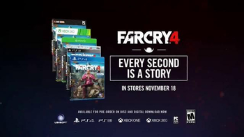 Far Cry 4 TV Spot, 'Comedy Central' Featuring Danny Pudi, Donald Glover - Thumbnail 9