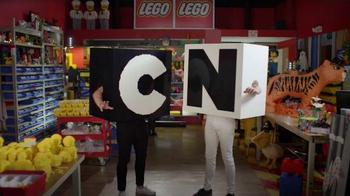 LEGO Legends of Chima TV Spot, 'Cartoon Network: Building Time' - Thumbnail 1