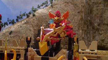 LEGO Legends of Chima TV Spot, 'Cartoon Network: Building Time' - Thumbnail 6