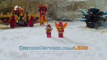LEGO Legends of Chima TV Spot, 'Cartoon Network: Building Time' - Thumbnail 7