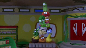 Netflix TV Spot, 'VeggieTales in the House'