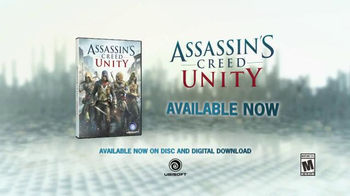 Assassin's Creed Unity TV Spot, 'Fight Together' - Thumbnail 10