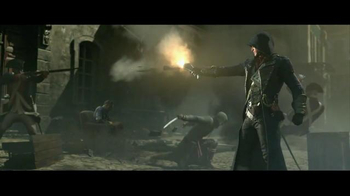 Assassin's Creed Unity TV Spot, 'Fight Together' - Thumbnail 6