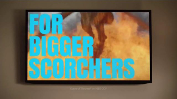 Google Chromecast TV Spot, 'For Bigger Scorchers'