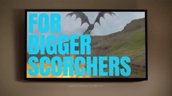 Google Chromecast TV Spot, 'For Bigger Scorchers' - Thumbnail 4