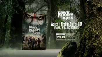 Dawn of the Planet of the Apes DVD TV Spot, 'Discovery Channel Promo' - Thumbnail 9