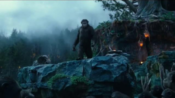 Dawn of the Planet of the Apes DVD TV Spot, 'Discovery Channel Promo' - Thumbnail 4