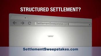 Structured Settlement Sweepstakes TV Spot - Thumbnail 3