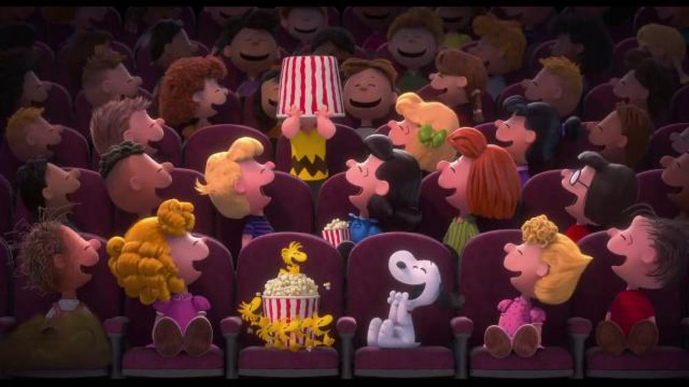 The Peanuts Movie TV Movie Trailer