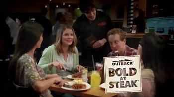 Outback Steakhouse TV Spot, 'Sirloin Portabella' - Thumbnail 1