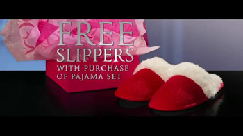 Victoria's Secret TV Spot, 'Free Pair of Slippers' - Thumbnail 7