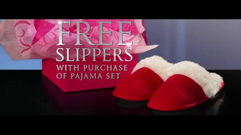 Victoria's Secret TV Spot, 'Free Pair of Slippers' - Thumbnail 8