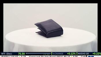 Wocket Wallet TV Spot, 'Wocket Smart Wallet' - Thumbnail 2