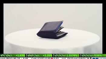 Wocket Wallet TV Spot, 'Wocket Smart Wallet' - Thumbnail 3