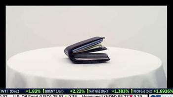 Wocket Wallet TV Spot, 'Wocket Smart Wallet' - Thumbnail 4