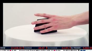 Wocket Wallet TV Spot, 'Wocket Smart Wallet' - Thumbnail 6