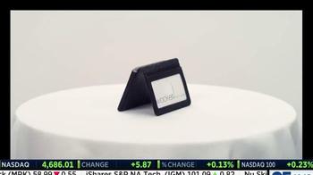 Wocket Wallet TV Spot, 'Wocket Smart Wallet' - Thumbnail 9