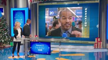 Walmart TV Spot, 'Holiday Traffic' Ft. Anthony Anderson, Melissa Joan Hart - Thumbnail 3