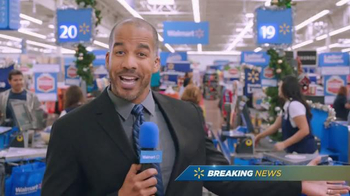 Walmart TV Spot, 'Holiday Traffic' Ft. Anthony Anderson, Melissa Joan Hart - Thumbnail 6