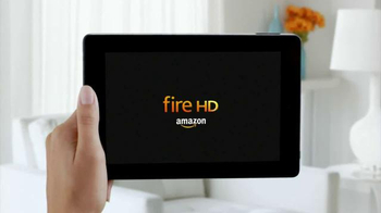 Amazon Kindle Fire HD TV Spot, 'More Than a Tablet' - Thumbnail 1