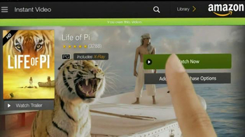Amazon Kindle Fire HD TV Spot, 'More Than a Tablet' - Thumbnail 5