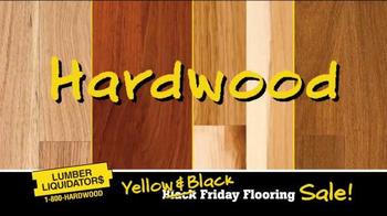 Lumber Liquidators Third Annual Yellow & Black Friday Flooring Sale TV Spot - Thumbnail 5