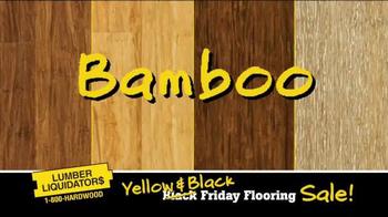 Lumber Liquidators Third Annual Yellow & Black Friday Flooring Sale TV Spot - Thumbnail 6
