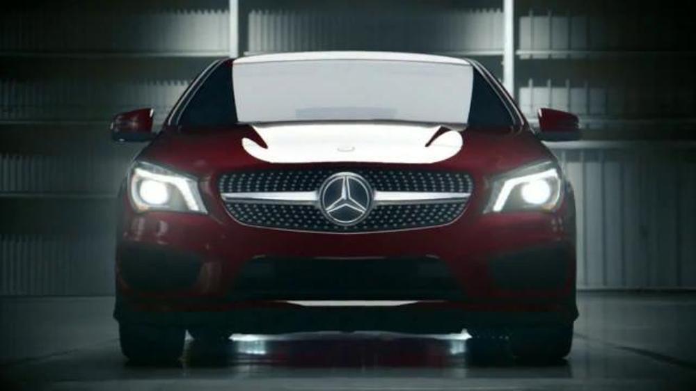 2014 Mercedes-Benz CLA 250 TV Commercial, 'Winter Event ...