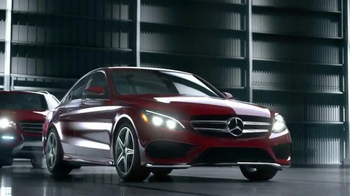 2014 Mercedes-Benz CLA 250 TV Spot, 'Winter Event' - Thumbnail 2