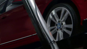 2014 Mercedes-Benz CLA 250 TV Spot, 'Winter Event' - Thumbnail 4