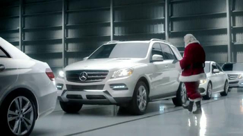 2014 Mercedes-Benz CLA 250 TV Spot, 'Winter Event' - Thumbnail 5