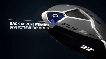 Cobra Golf Fly-Z XL TV Spot, 'Engineered for Forgiveness' - Thumbnail 6