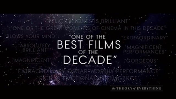 The Theory of Everything - Alternate Trailer 10