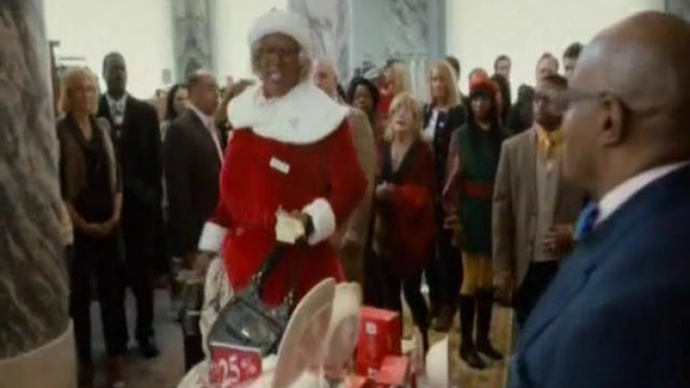 Madea Christmas.Tyler Perry S A Madea Christmas The Movie Blu Ray Dvd Digital Hd Tv Commercial Video