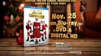Tyler Perry's A Madea Christmas The Movie Blu-ray, DVD & Digital HD TV Spot - Thumbnail 10