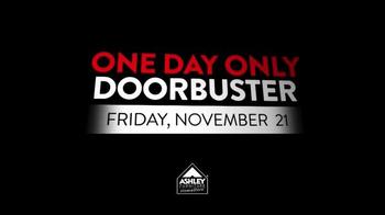 Ashley Furniture Homestore One Day Online Doorbuster TV Spot, 'November 21' - Thumbnail 3