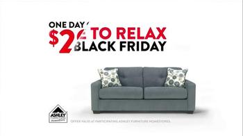 Ashley Furniture Homestore One Day Online Doorbuster TV Spot, 'November 21' - Thumbnail 5