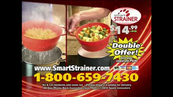 Smart Strainer TV Spot - Thumbnail 10
